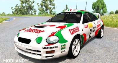 Toyota Celica GT-Four (ST205) 1995 WRC [0.7.0], 2 photo